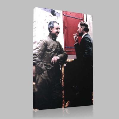 Renkli Atatürk Resimleri 399 Kanvas Tablo