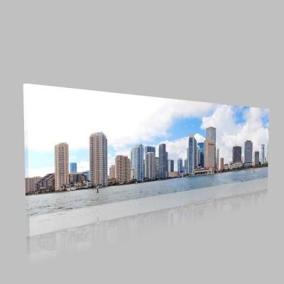 Miami  Kanvas Tablo