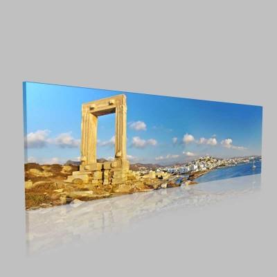 Nakşa Adası Kanvas Tablo
