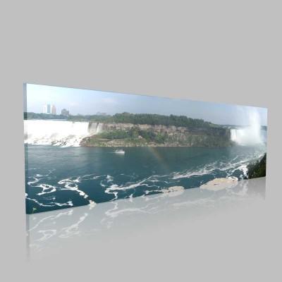 Niagara Şelalesi Kanvas Tablo