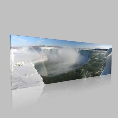Niagara Panorama Kanvas Tablo