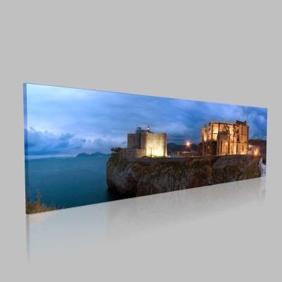 Sea Cliff Kanvas Tablo