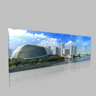 Singapore Kanvas Tablo
