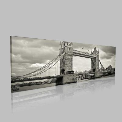 Tower Bridge Kanvas Tablo