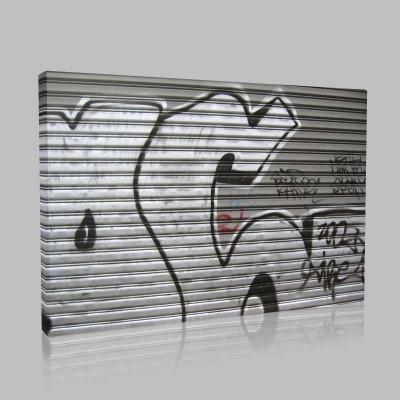 Garage Kanvas Tablo