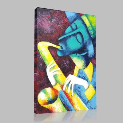 Jazz Kanvas Tablo