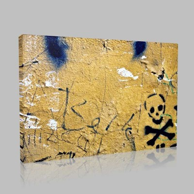 Live Or Dead Kanvas Tablo