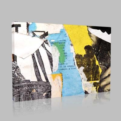 Remains Free Kanvas Tablo