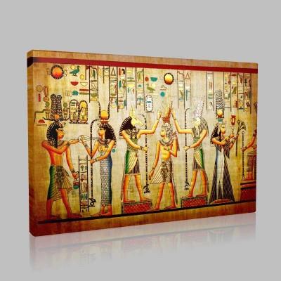 Tutankhamun Kanvas Tablo