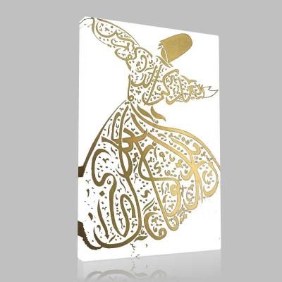İslam 30 Kanvas Tablo