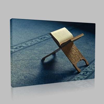 İslam 40 Kanvas Tablo