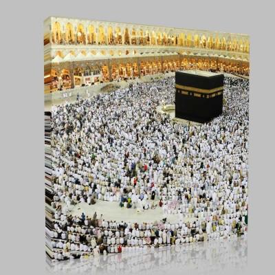 İslam 44 Kanvas Tablo
