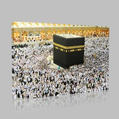 İslam 48 Kanvas Tablo
