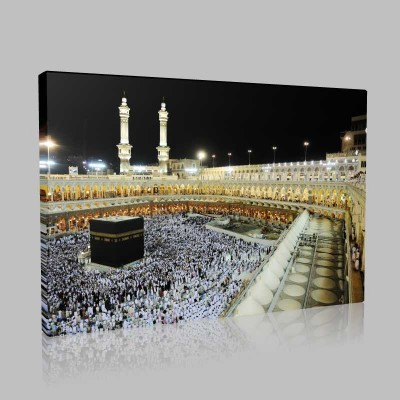 İslam 49 Kanvas Tablo