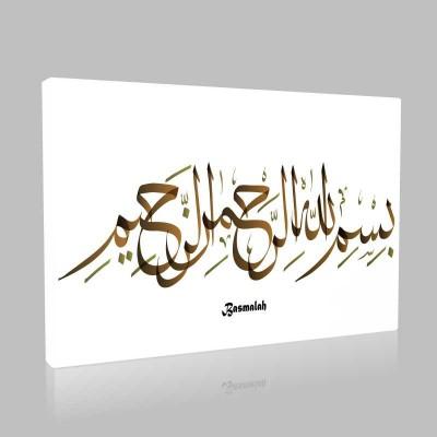 İslam 80 Kanvas Tablo