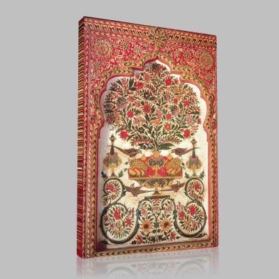 İslam El Sanatları 3 Kanvas Tablo