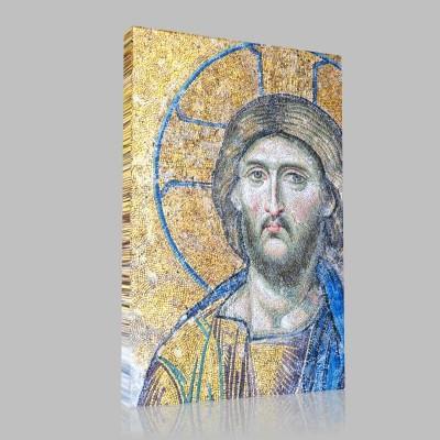 İsa Tasviri Kanvas Tablo