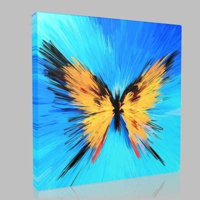 Tasarım Kelebekler 2 Kanvas Tablo