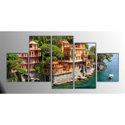 Portofino Parçalı Tablo 150X75Cm